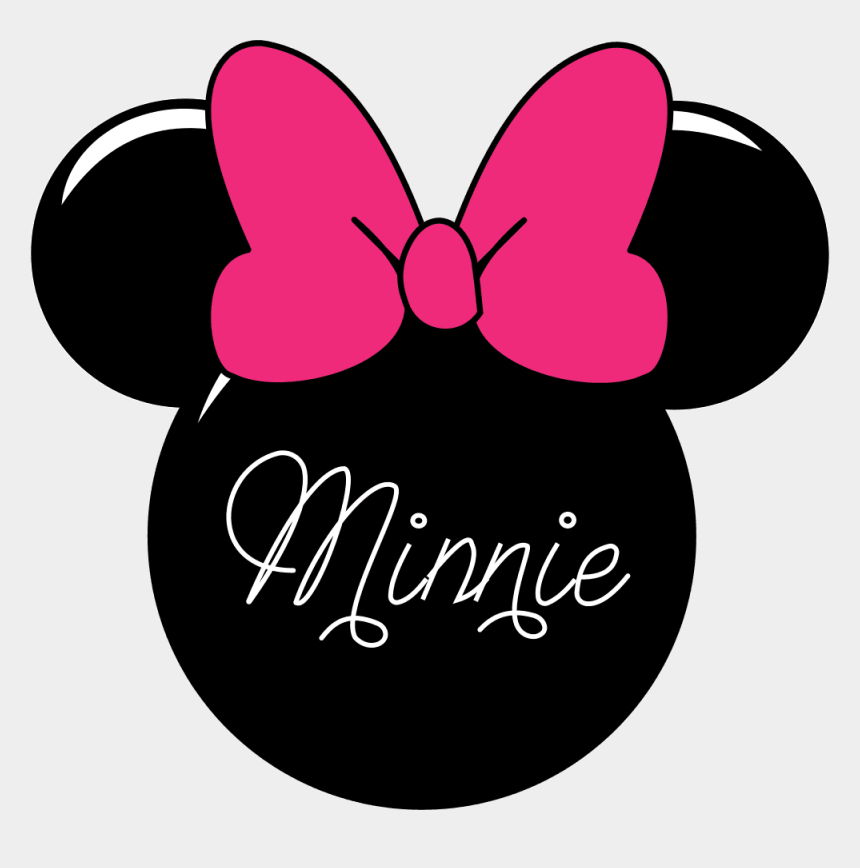 mickey mouse clubhouse clipart, Cartoons - Free Minnie Mouse Clip Art - Pink Minnie Mouse Head