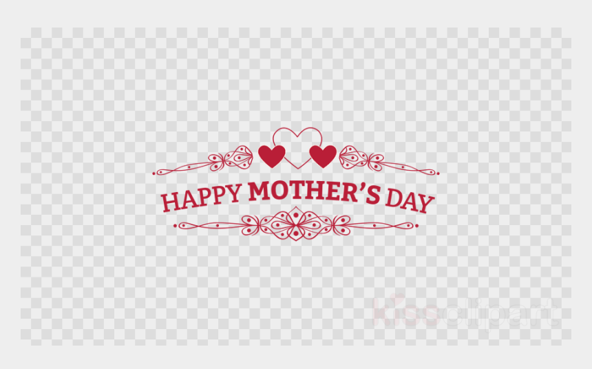 mother's day clipart, Cartoons - Mother, Text, Pink, Transparent Png Image & Clipart - Happy Mothers Day Png Transparent