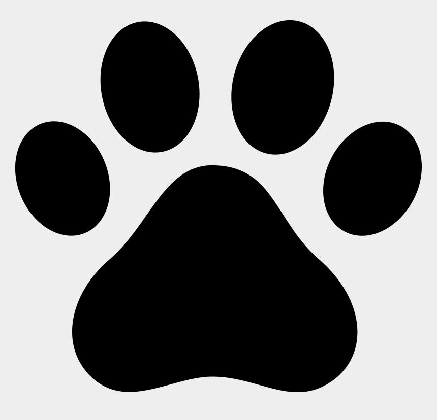 paw print clipart, Cartoons - Paw Print Clipart - Dog Paw Print