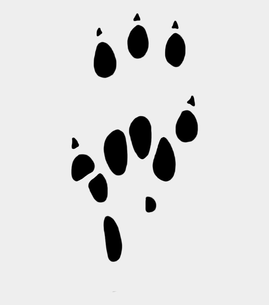 paw print clipart, Cartoons - Paw Prints Clipart Rat Paw 25 Mm - Rat Paw Print Png