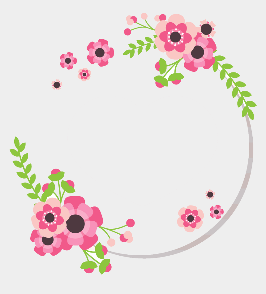 mother's day clipart, Cartoons - Download Watercolor Floral Mothers Peoplepng Com Ⓒ - Watercolor Png Flower Circle