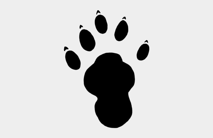 paw print clipart, Cartoons - Clip Art Library Paw Prints Clipart - Sea Otter Paw Print