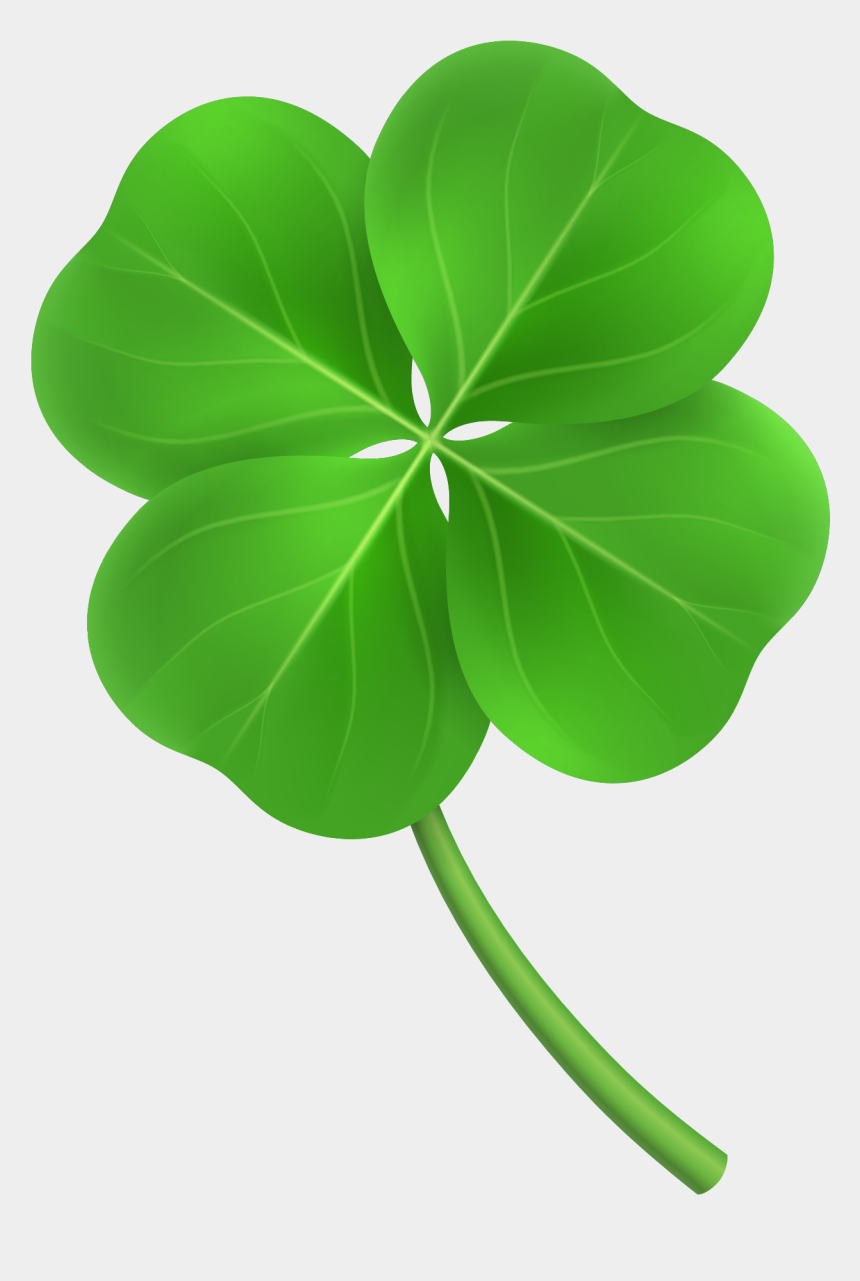 four leaf clover clipart, Cartoons - Clover Clipart Clover Field - Transparent 4 Leaf Clover Png