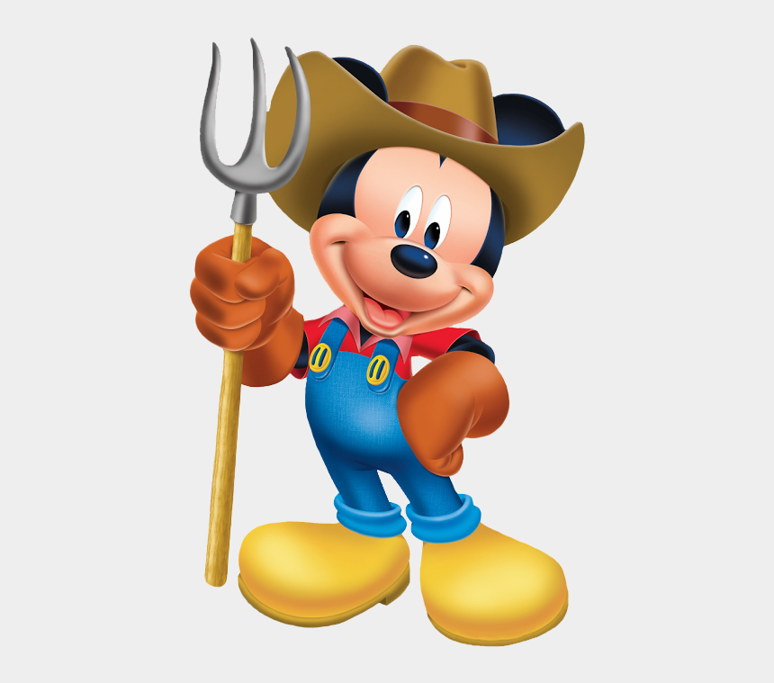 mickey mouse clubhouse clipart, Cartoons - My Baby Angel Mickey Mouse And Friends, Mickey Minnie - Mickey Mouse As A Farmer