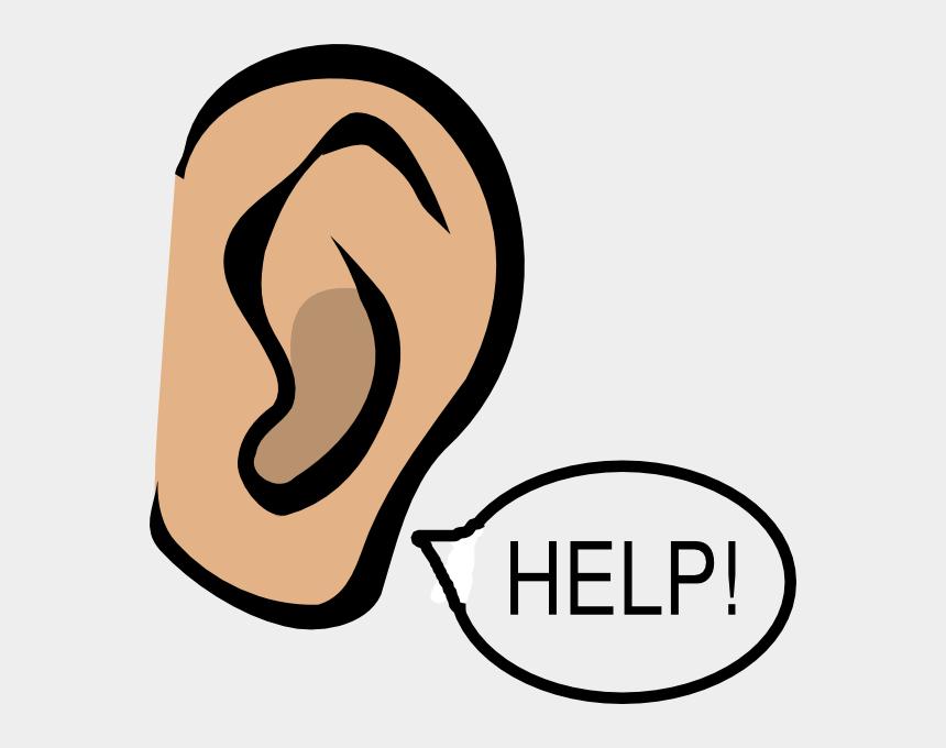 ears clipart, Cartoons - Save The Ear Clip Art - Ear Clip Art Png