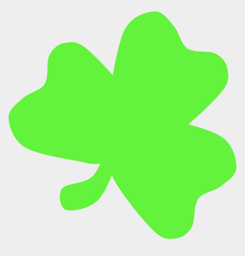 four leaf clover clipart, Cartoons - 19 Vector Shamrock Cartoon Huge Freebie Download For - Light Green Shamrock Clipart