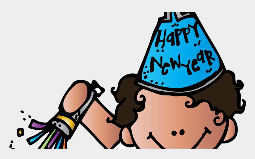 presidents day clipart, Cartoons - Happy New Year - Melonheadz Happy New Year