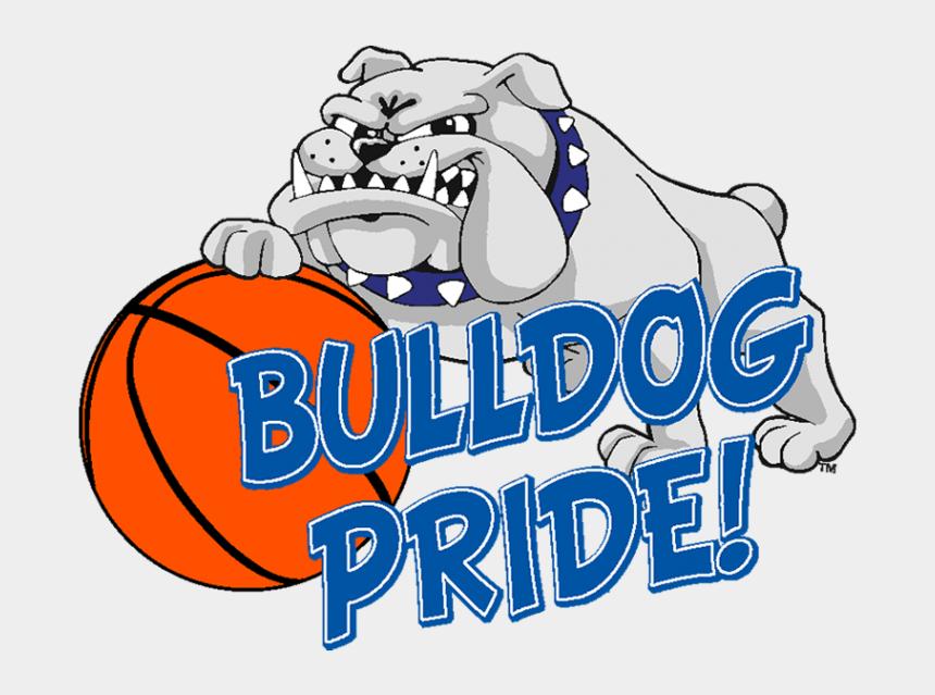 bulldog clip art, Cartoons - Bulldog Clipart Basketball - Bulldog Playing Basketball Clipart