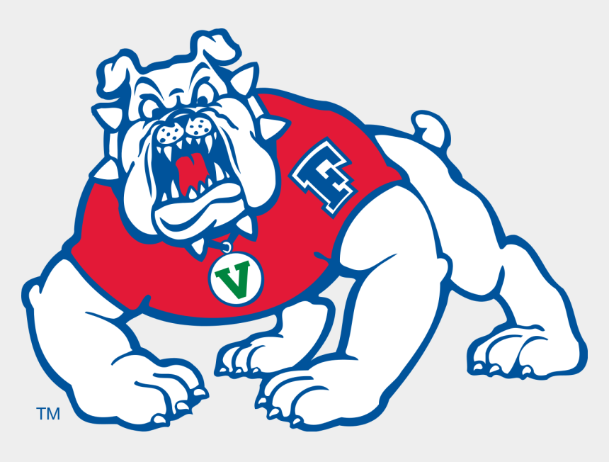 bulldog clip art, Cartoons - Clipart Info - Fresno State Bulldogs Logo
