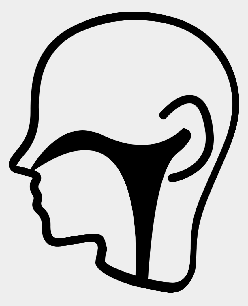 nose clip art, Cartoons - Nose Drawing Png - Ear Nose Throat Icon