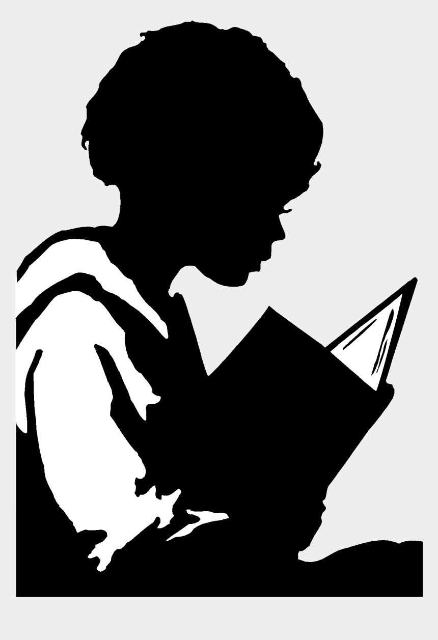 children reading clipart, Cartoons - Reading Transparent Child - Thy Word Have I Hid In My Heart