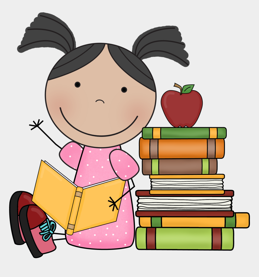 children reading clipart, Cartoons - Scrappin Doodles Clipart Reading - Center Cards For Kindergarten