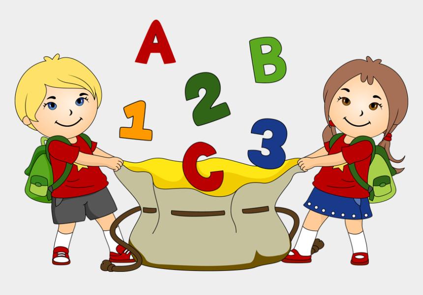 children reading clipart, Cartoons - Similar Cliparts - - School Children Clipart