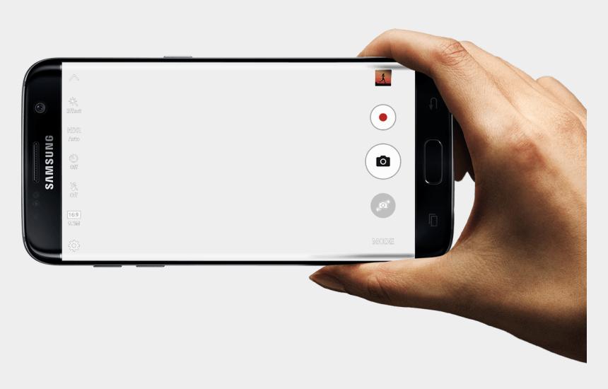 cell phone clip art, Cartoons - Phone Camera Png Clipart Samsung Galaxy S7 Clip Art - Mobile Camera Screen Png