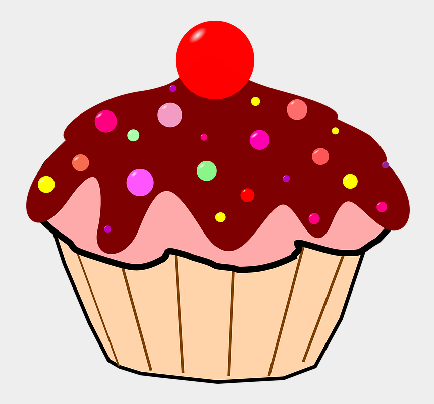 cupcakes clipart, Cartoons - Cupcake Clipart Free Download - Cupcake Clipart Png