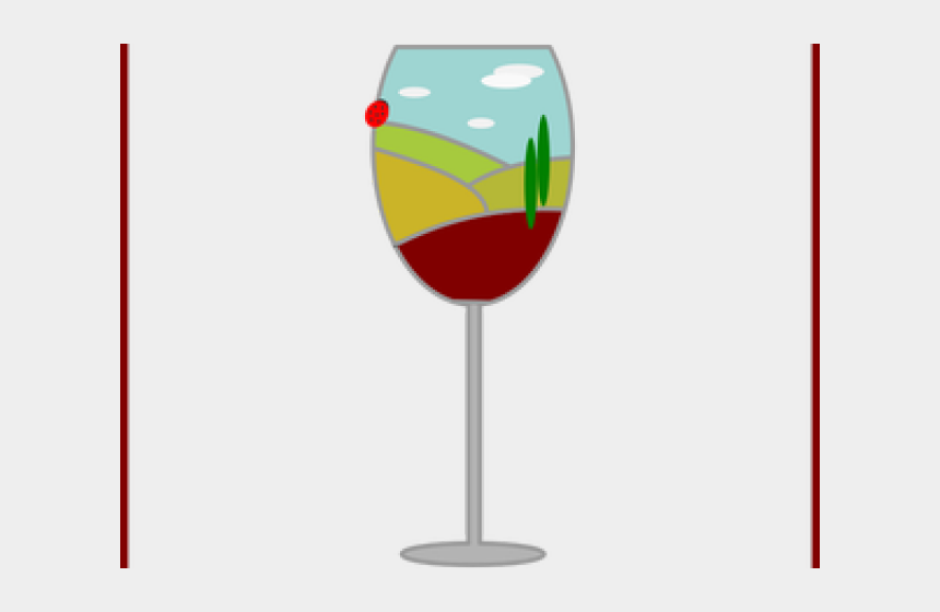 wine glass clip art, Cartoons - Boose Clipart Wine Glass Outline - Wine Glass