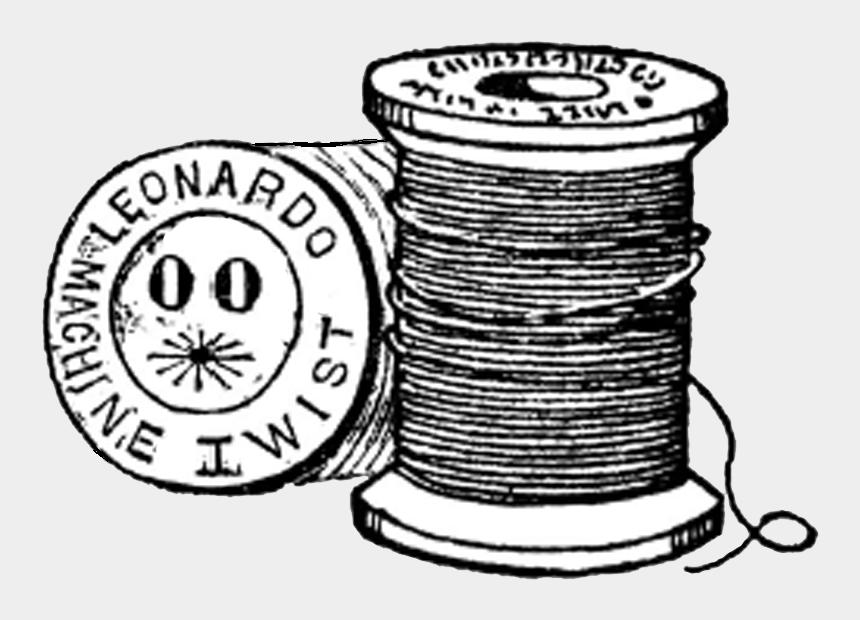 vintage clipart, Cartoons - Vintage Clipart Transparent - Vintage Sewing Clip Art
