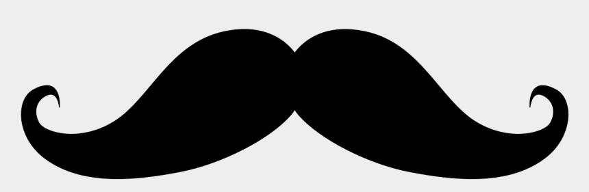 moustache clip art, Cartoons - Moustache Clipart Handlebar Mustache - Усы Пнг