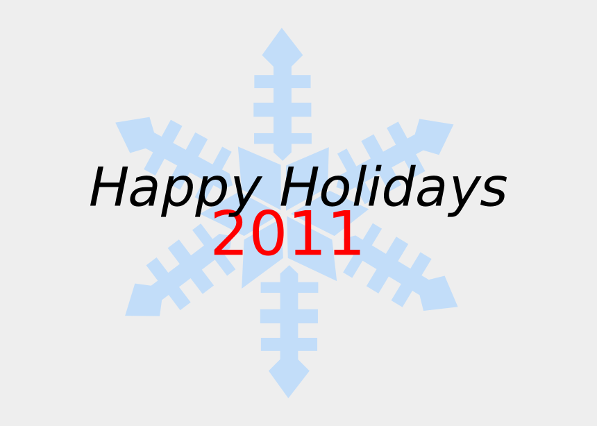 snowflakes clipart, Cartoons - Snowflakes Clipart Happy - Graphic Design