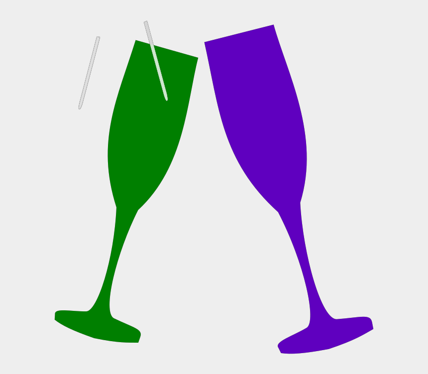 wine glass clip art, Cartoons - How To Set Use Champagne Glass Svg Vector - Wine Glass