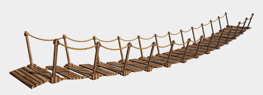 bridge clip art, Cartoons - Bridge Png Image - Wooden Bridge Png