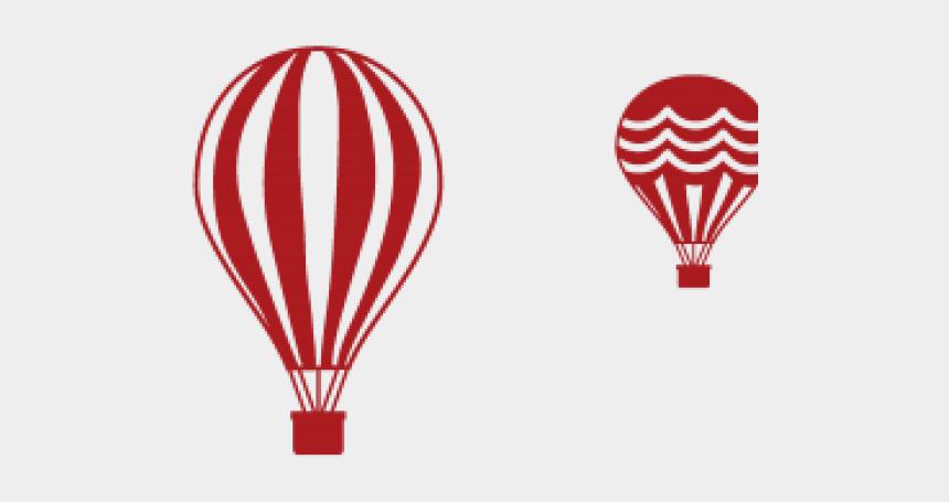 hot air balloons clipart, Cartoons - Hot Air Balloon Clipart Gold - Vintage Hot Air Balloon Clip Arts