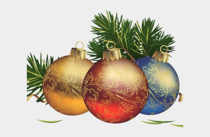 christmas ornament border clipart, Cartoons - Christmas Ornament Clipart Corner Border - Новогодние Шары На Прозрачном Фоне