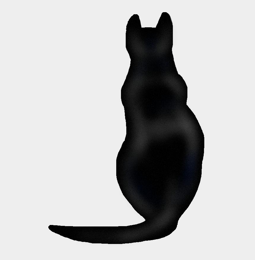 cat silhouette clipart, Cartoons - Cat Silhouette Clip Art - American Black Bear