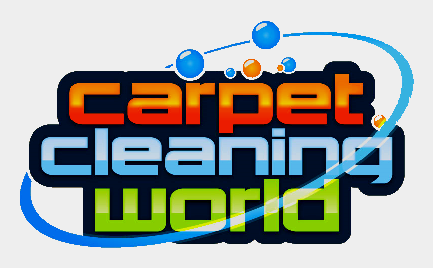 cleaning service clipart, Cartoons - Carpet Cleaning World Logo