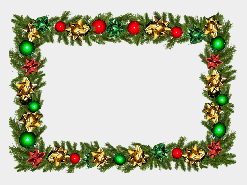 christmas ornament border clipart, Cartoons - Frame, Border, Christmas - Certificate Of Warranty Construction
