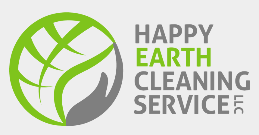 cleaning service clipart, Cartoons - Happy Earth Cleaning Llc - Graphic Design
