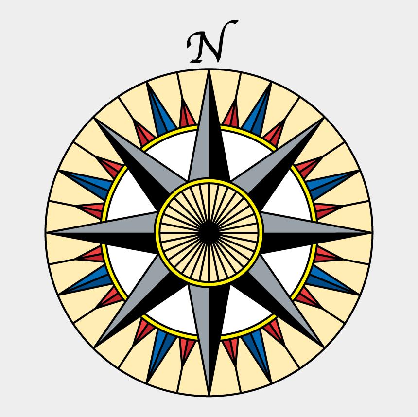 compass rose clipart, Cartoons - Small Mandala Compass Tattoo Designs