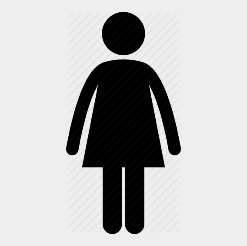 toliet paper clipart, Cartoons - Woman Toilet Icon Png