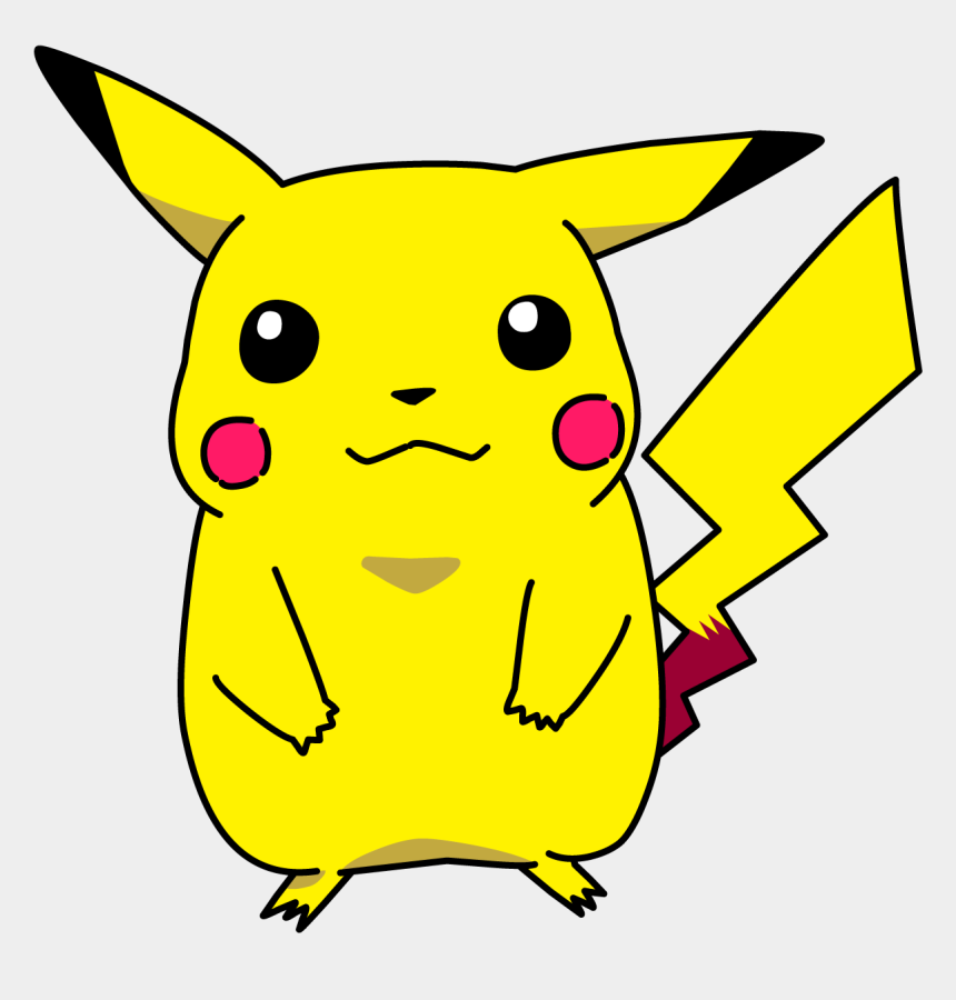 pokemon cliparts, Cartoons - Download Hd Pikachu Clipart Transparent Background - Pokemon Pikachu