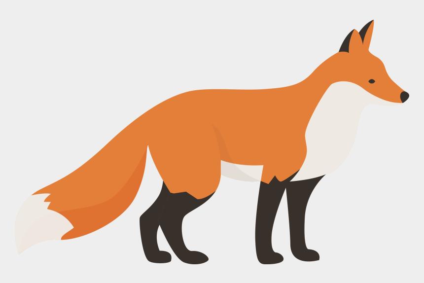 foxes clipart, Cartoons - Fox Illustration Free