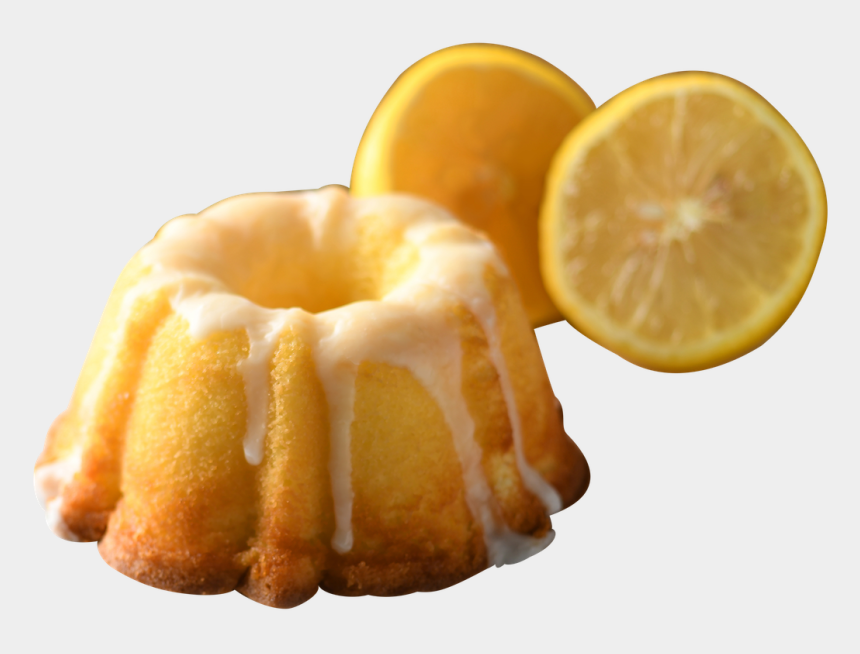 lemon slices clipart, Cartoons - A Little Slice Of Heaven Bakery - Lemon Pound Cake Png