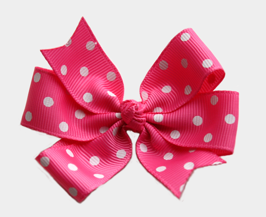 pink bows clipart, Cartoons - Inch Baby Pink - Baby Girl Bow Png