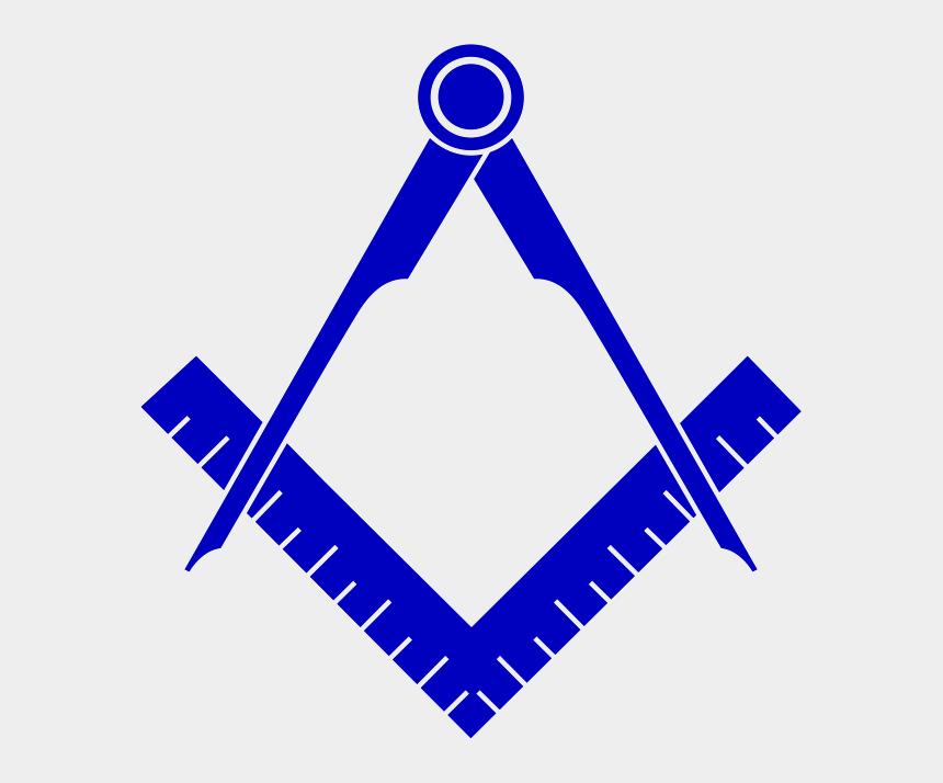 masonic cliparts, Cartoons - Lrg - Compass And Square Logo