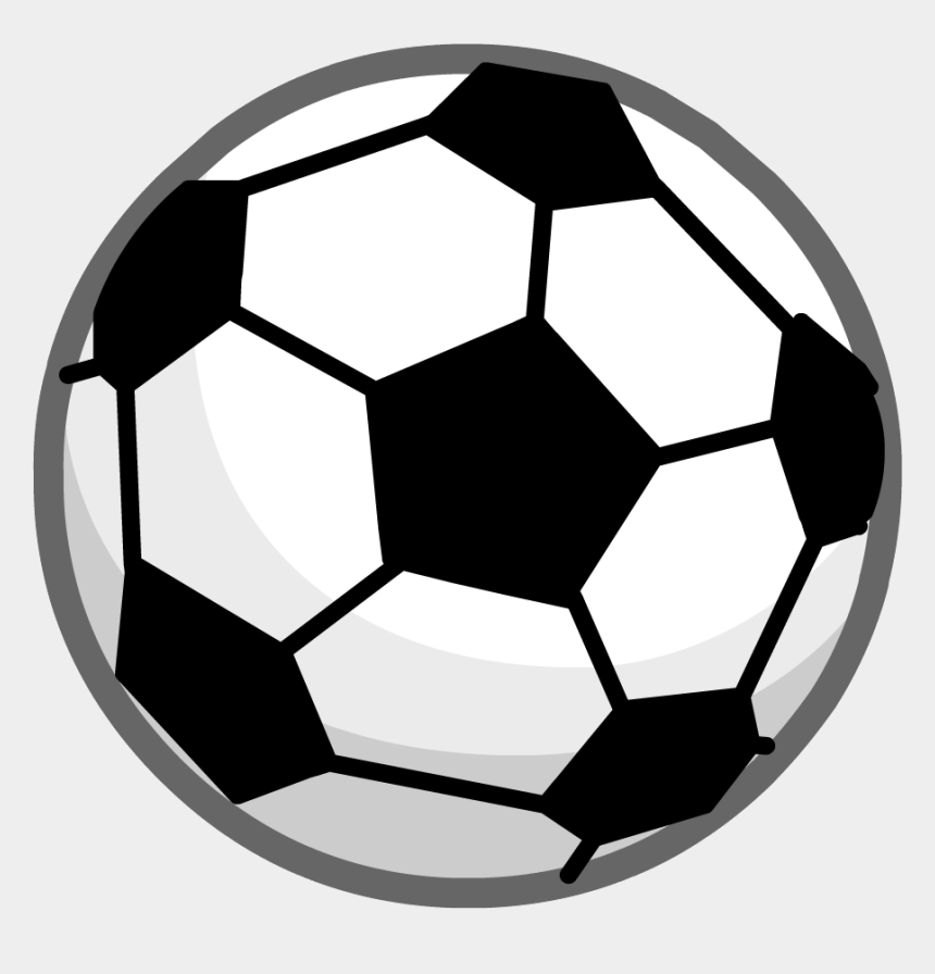 sports balls clipart black and white, Cartoons - Soccer Ball Club Penguin Wiki Fandom Powered By Wikia - Club Penguin Soccer Ball