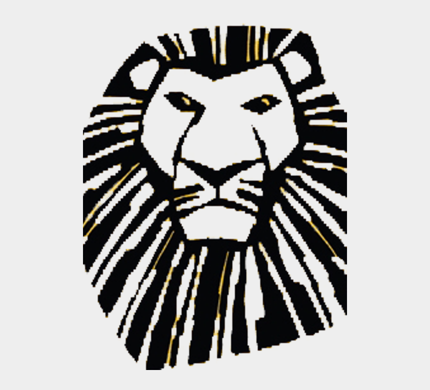 Lion King Jr Lion King Musical Logo Cliparts Cartoons