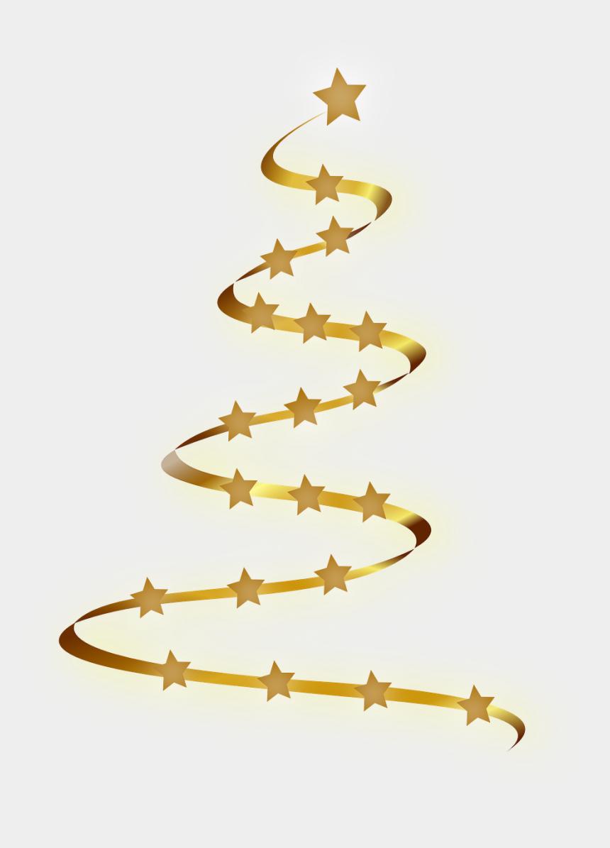 christmas stars clipart, Cartoons - Festoon Garland Christmas Stars Gold Tree Glitter - Gold Christmas Tree Clipart