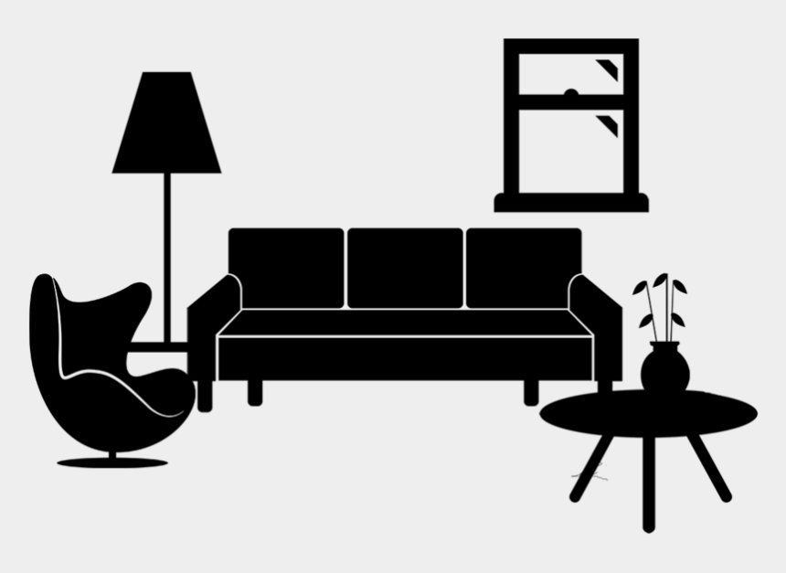 cleaning room clipart, Cartoons - Dust Clipart Clean Room - Studio Couch