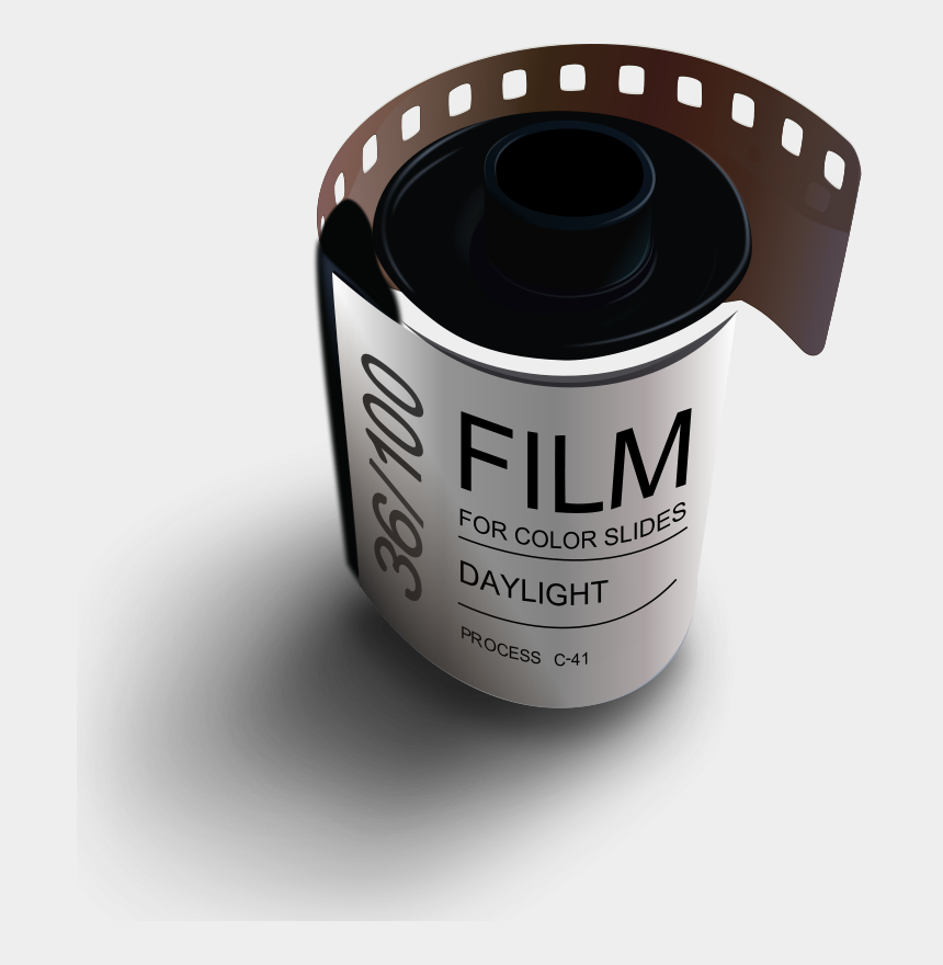 film reels clipart, Cartoons - Photography