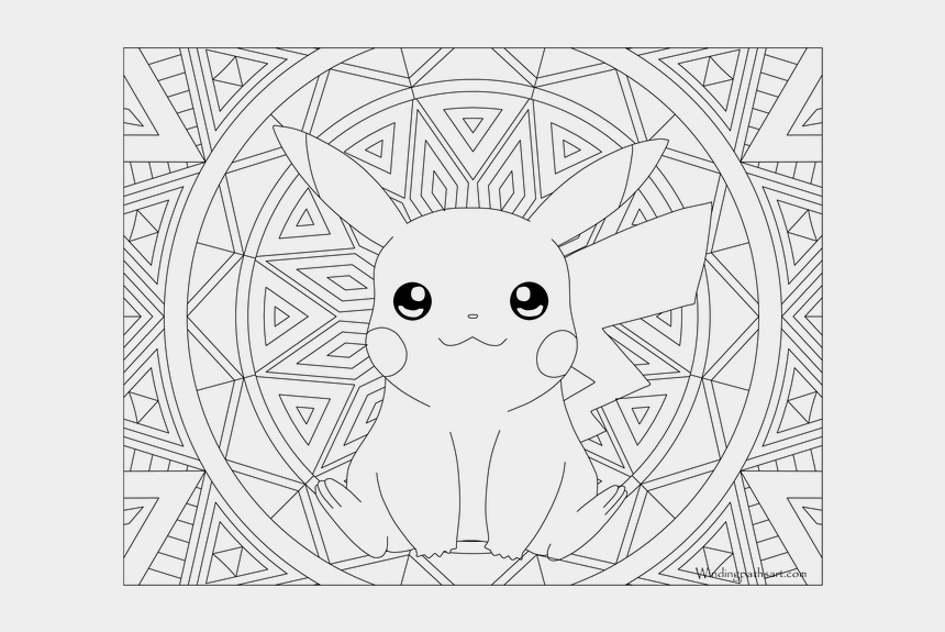 025 Pikachu Pokemon Coloring Page Hard Pokemon Coloring Pages