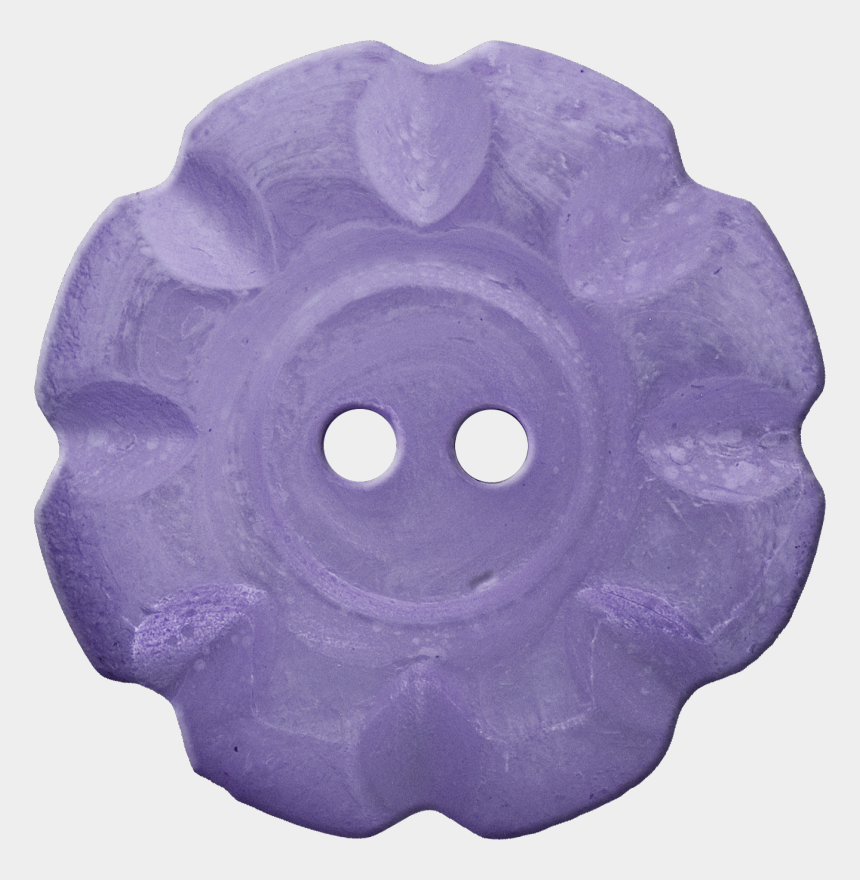 scalloped border clipart, Cartoons - Button With Scalloped Border, Violet - Circle