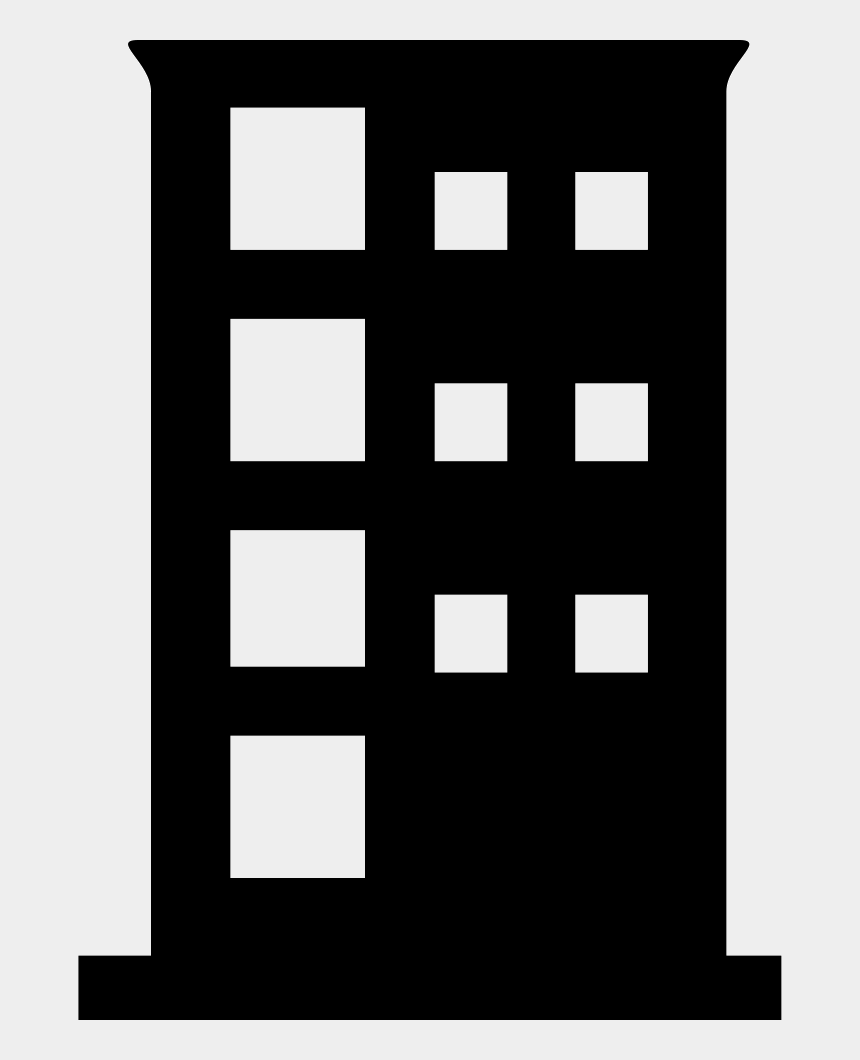 office building clipart black and white, Cartoons - Office Building Svg Png Icon Free Download - Office Building Icon Png