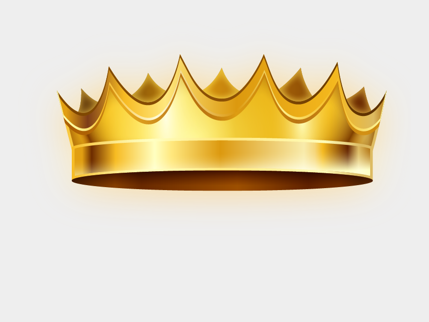gender reveal clipart, Cartoons - Corona Vector Gold Crown - Gold Crown Vector Png