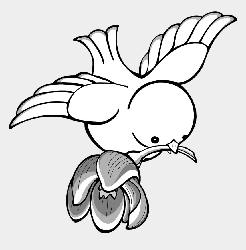 mouth talking clipart black and white, Cartoons - Birds In Flight Drawing At Getdrawings Com Ⓒ - Flying Cartoon Bird Drawing