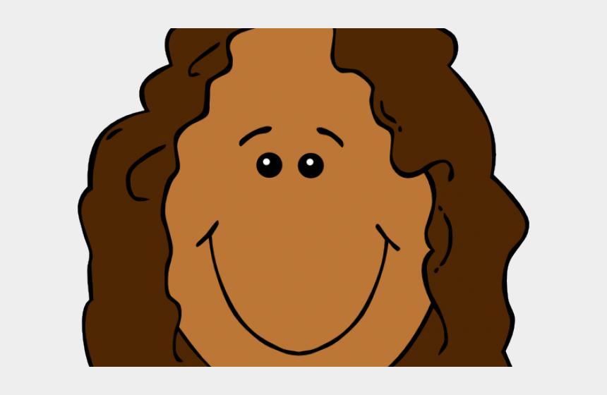 happy faces clipart, Cartoons - Girl Face Cartoon Clipart - Queen With Crown Clip Art