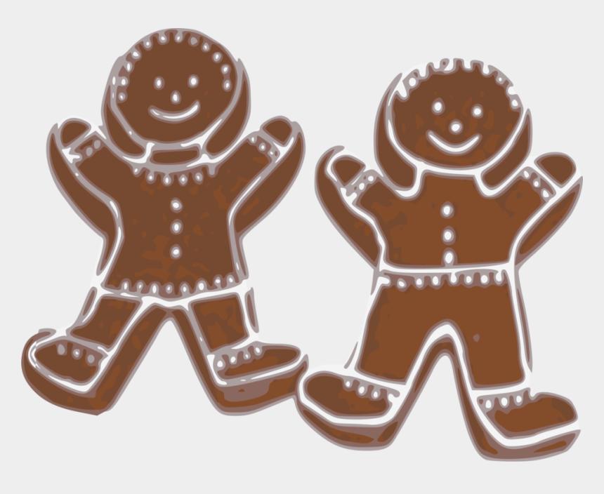 gingerbread men clipart, Cartoons - Ginger Snap Gingerbread Man Biscuits - Gingerbread Cookies